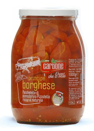Pomodoro principe borghese - 1062 ml