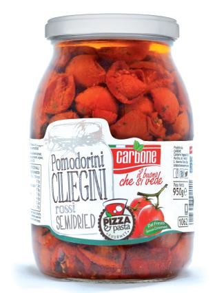 Pomodorini ciliegini semisecchi - 1062 ml