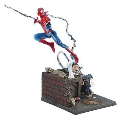 Marvel Figure Factory: Spider-Man