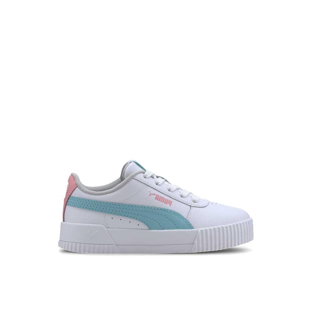 Puma Carina L Blue/Pink Junior
