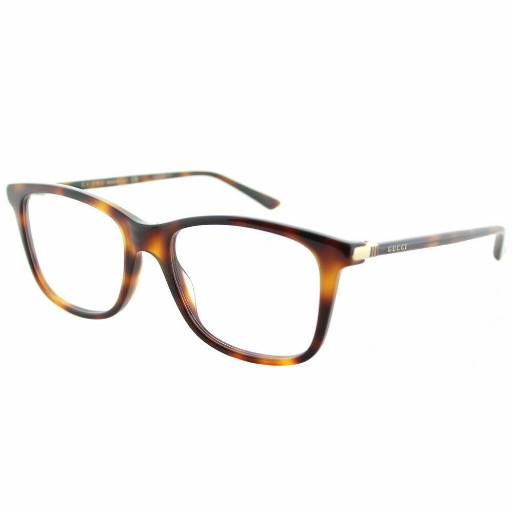 Gucci - Occhiale da Vista Uomo, Matte Havana  GG0018O  002  C52