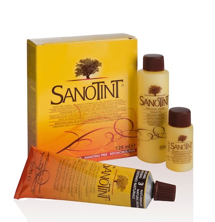 Sanotint Classic 23 / Ribes Rosso 125 ml/tubo+2fl