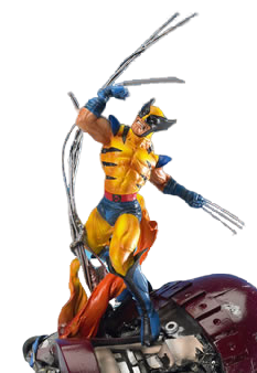 Marvel Figure Factory: Wolverine