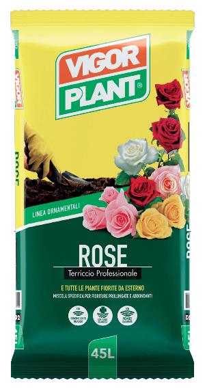 Terriccio Vigor Plant rose 45L € 9,50