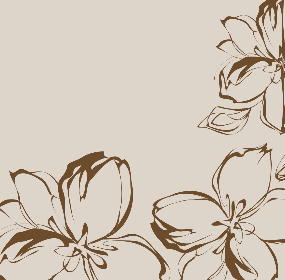 TOVAGLIOLO FLOWERS PANNA 40X40