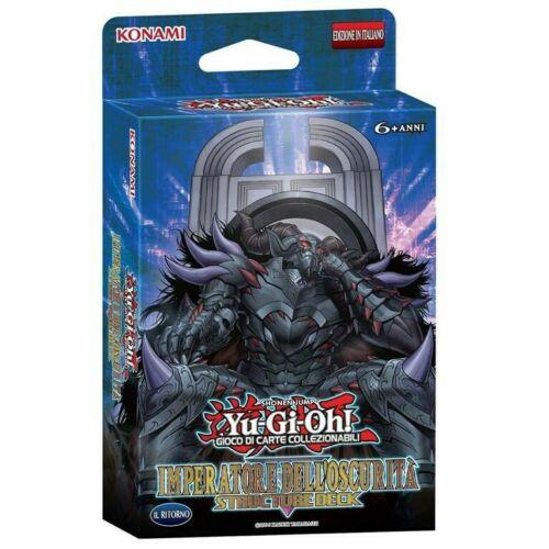 Yu-Gi-Oh! GCC (in Italiano) Imperatore dell'Oscurità deck