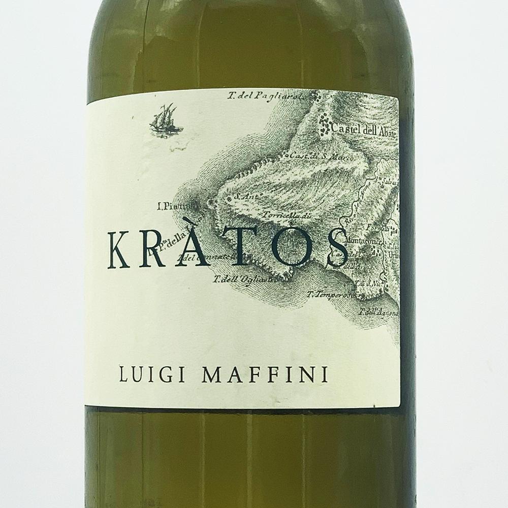 Cilento DOP, Fiano Kratos - Luigi Maffini, Campania