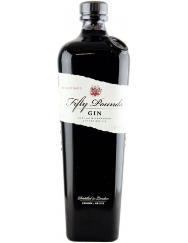 FIFTY POUND'S GIN 70 CL - 43,5%VOL.