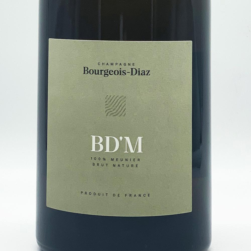 Champagne brut nature BD'M - Bourgeois Diaz