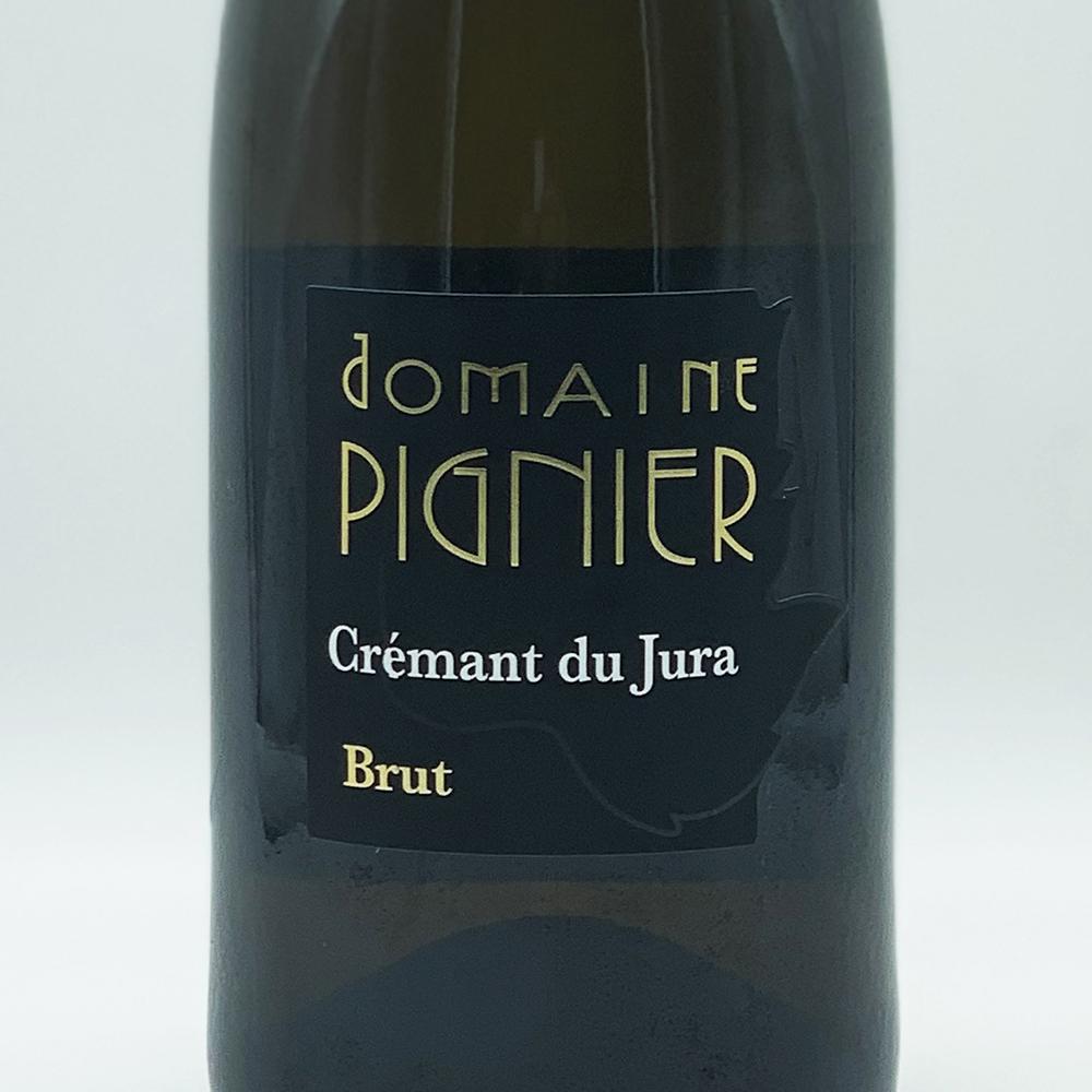 Cremant de Jura, Brut - Domaine Pignier
