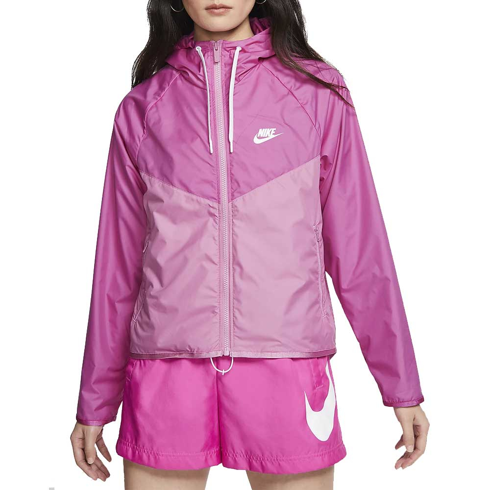Nike K-Way Pink da Donna