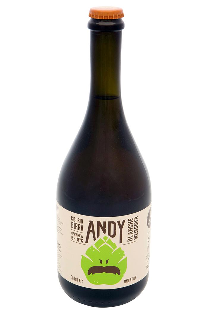 Birra Blanche Andy Cisorio