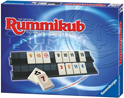 Rummikub gioco da tavolo
