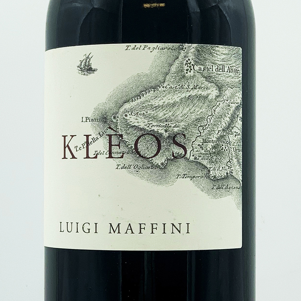 Rosso del Cilento IGT Aglianico, Kleos - Luigi Maffini, Campania