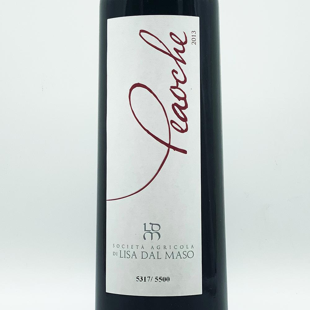 Veneto Rosso, Peaoche  - Lisa Dal Maso, Veneto