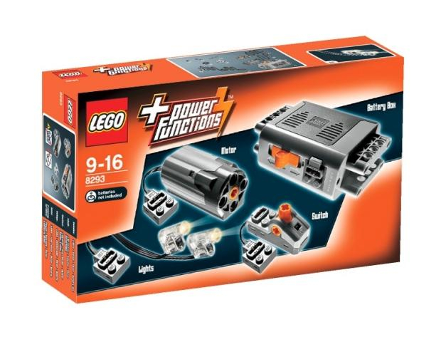 LEGO 8293 MOTOTRE 8293 LEGO S.P.A.
