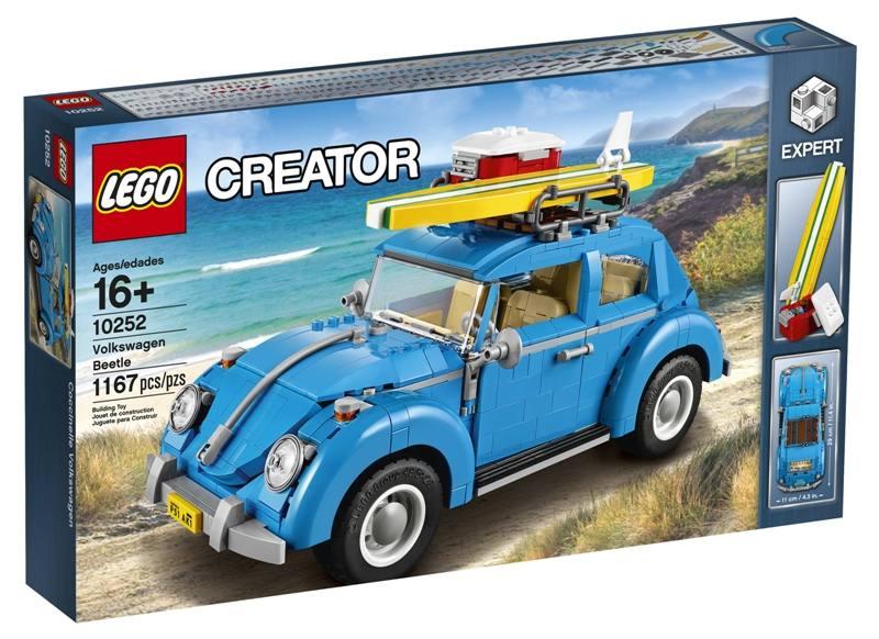 LEGO 10252 Maggiolino Volkswagen LEGO CREATOR 10252 LEGO S.P.A.