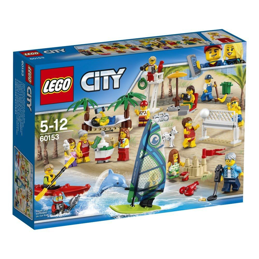 lego 60153 People pack ? Divertimento in spiaggia 60153 LEGO S.P.A.
