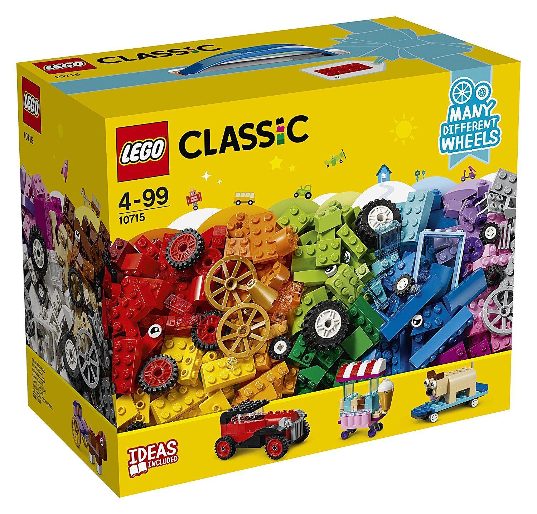 LEGO 10715 Mattoncini su ruote 10715 LEGO S.P.A.