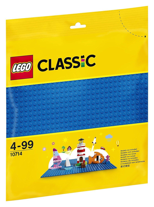 LEGO 10714 Base blu 10714 LEGO S.P.A.