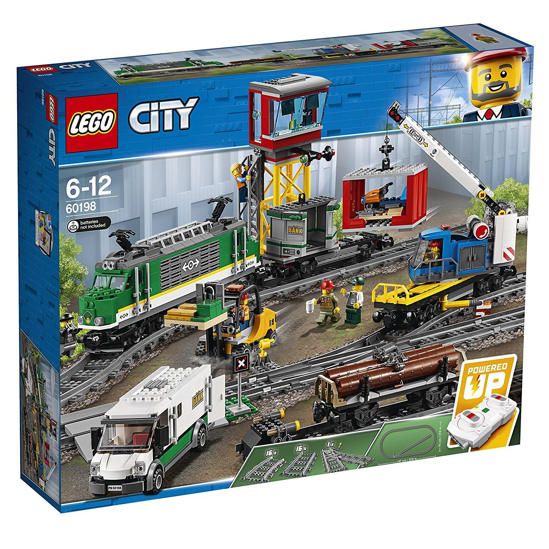 LEGO 60198 TRENO MERCI 60198 LEGO S.P.A.