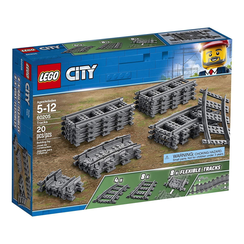 LEGO 60205 BINARI X TRENO 60205 LEGO S.P.A.