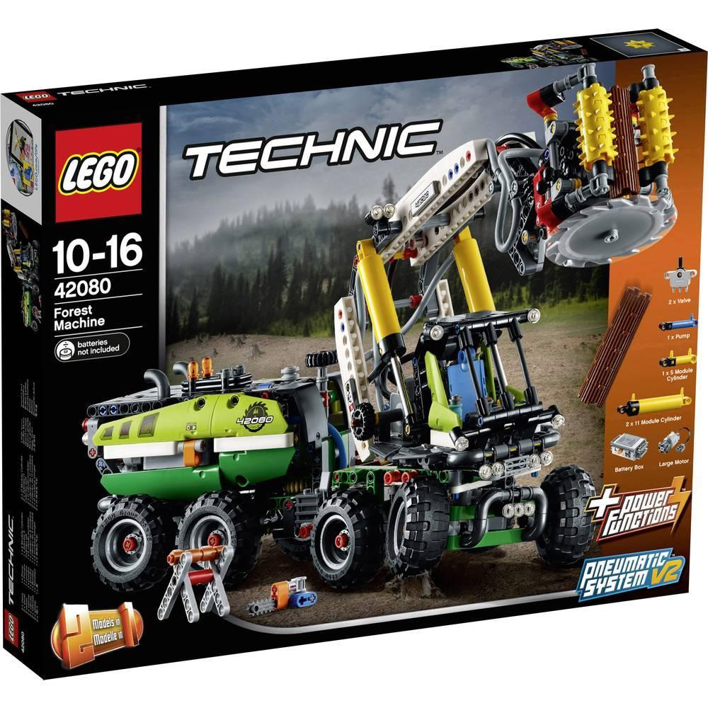 LEGO 42080 Macchina forestale 42080 LEGO S.P.A.