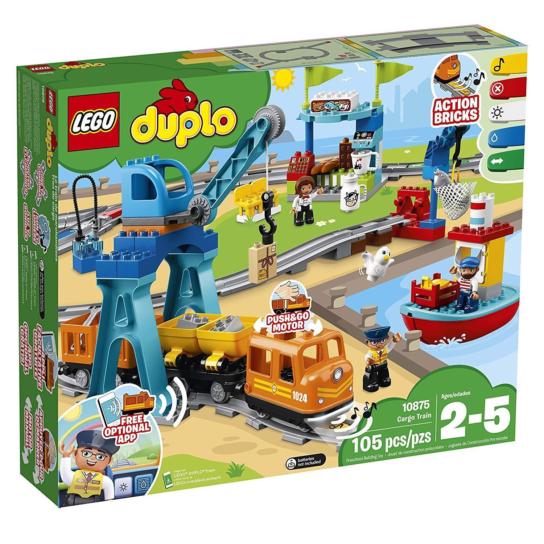 LEGO 10875 Il grande treno merci 10875 LEGO S.P.A.