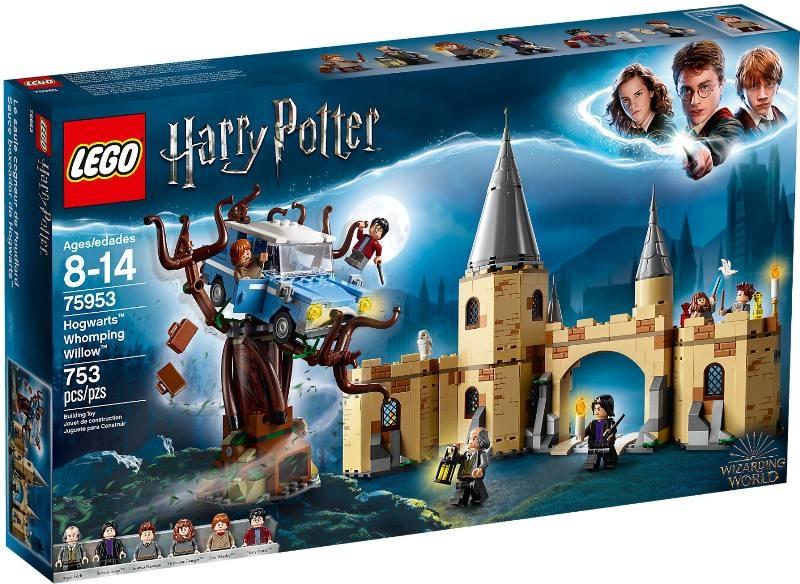 LEGO 75953 Il Platano Picchiatore di Hogwarts 75953 LEGO S.P.A.