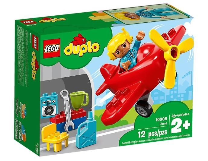 LEGO 10908 DUPLO Aereo 10908 LEGO S.P.A.