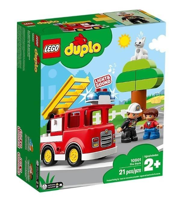 LEGO 10901 DUPLO Autopompa 10901 LEGO S.P.A.