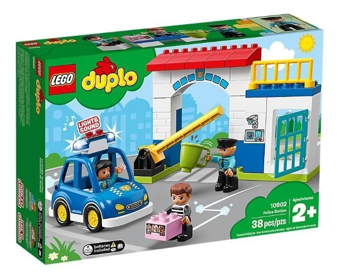 LEGO 10902 DUPLO Stazione di Polizia 10902 LEGO S.P.A.