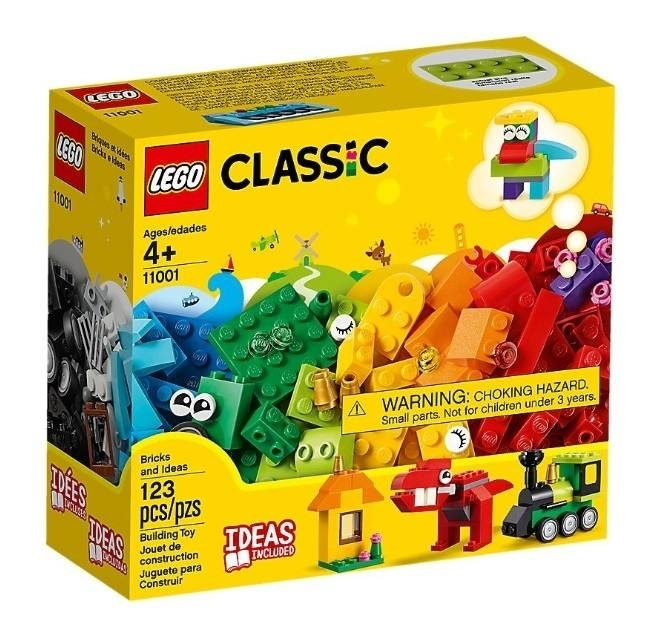 LEGO 11001 Mattoncini e idee 11001 LEGO S.P.A.