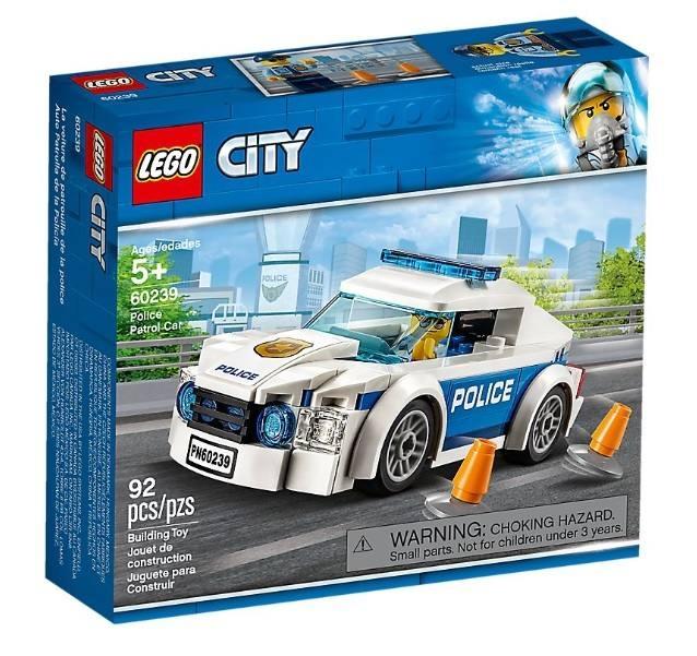 LEGO 60239 City Police Auto di pattuglia della polizia 60239 LEGO S.P.A.