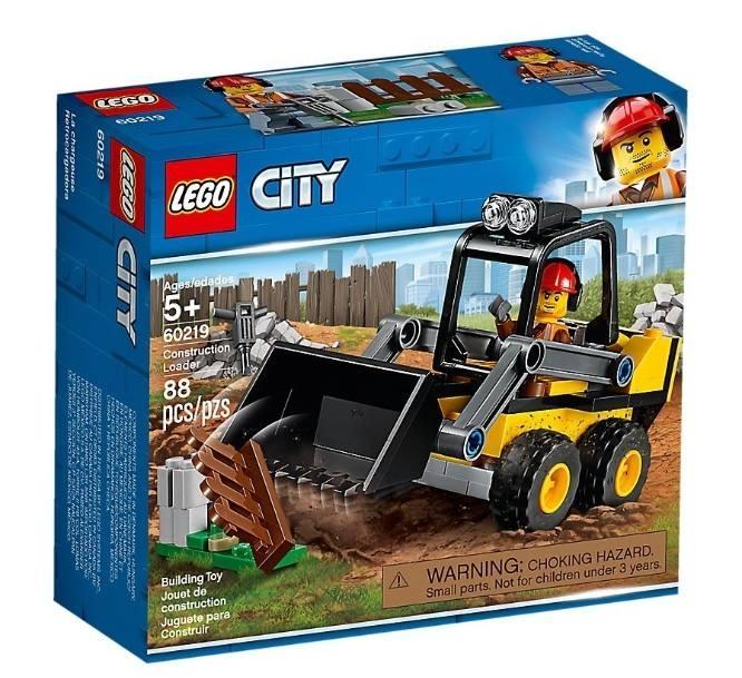 LEGO 60219 City Ruspa da cantiere 60219 LEGO S.P.A.