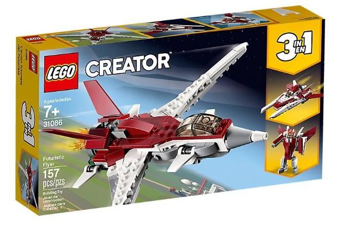 LEGO 31086 Aereo futuristico 31086 LEGO S.P.A.