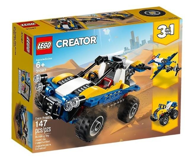 LEGO 31087 Dune Buggy 31087 LEGO S.P.A.