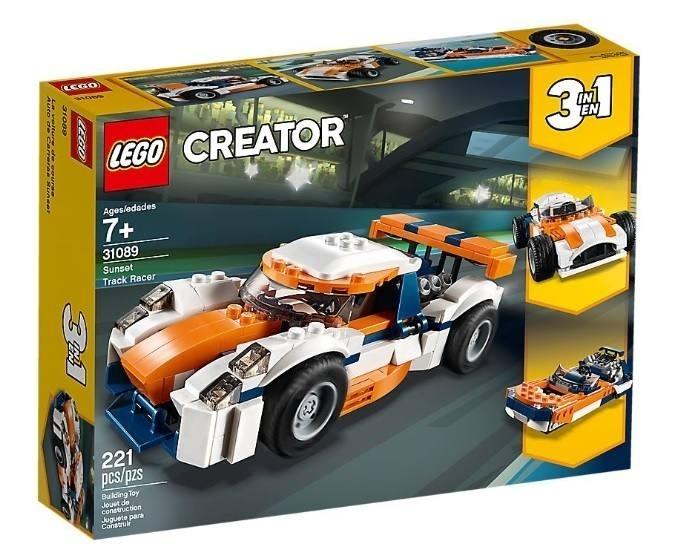 LEGO 31089 Auto da corsa 31089 LEGO S.P.A.
