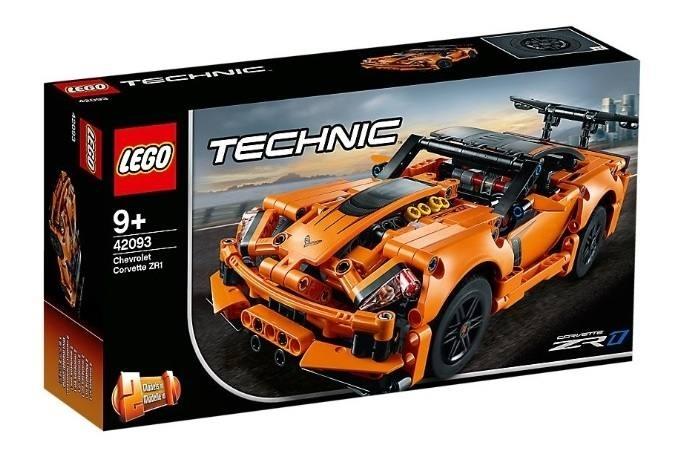 LEGO 42093 Technic Preliminary 2019 Super Car 42093 LEGO S.P.A.