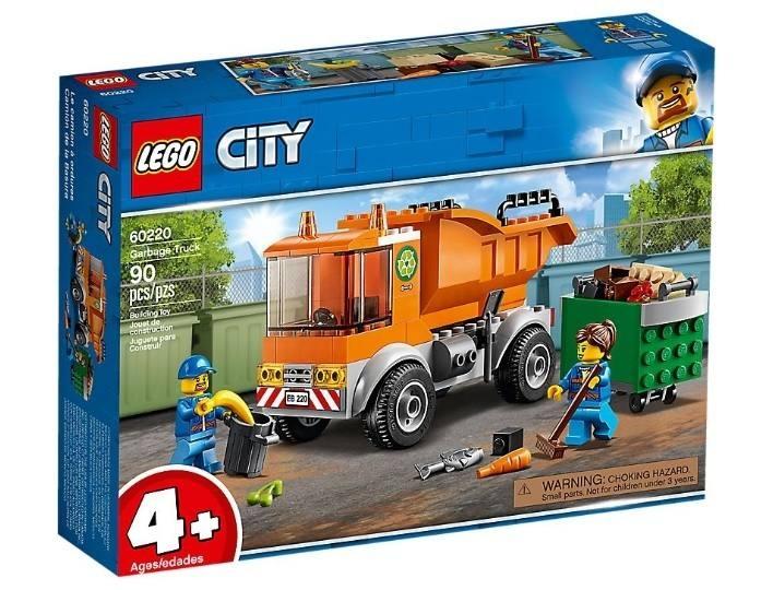 LEGO 60220 City Camion della spazzatura 60220 LEGO S.P.A.