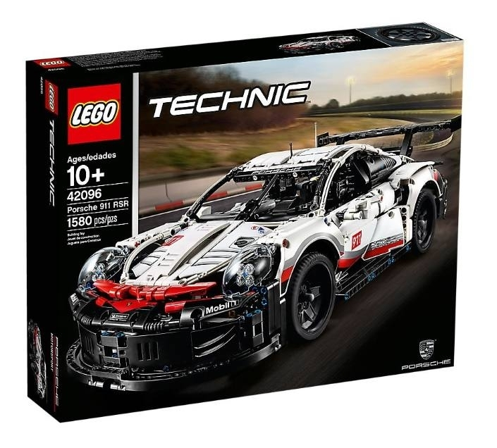 LEGO 42096 Technic Preliminary GT Race Car 42096 LEGO S.P.A.