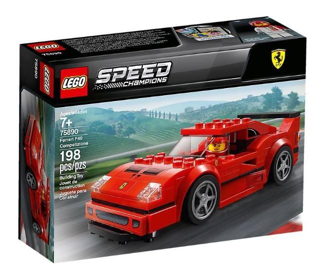 LEGO 75890 Ferrari F40 Competizione 75890 LEGO S.P.A.
