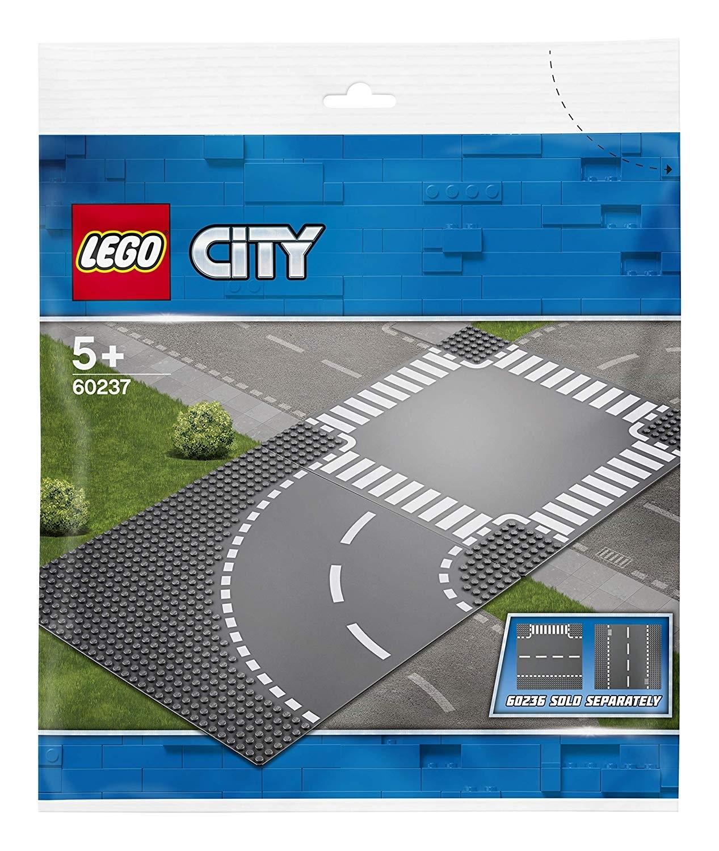 LEGO 60237 CURVA E INCROCIO 60237 LEGO S.P.A.