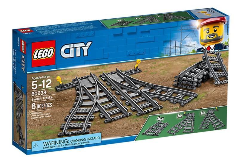 LEGO 60238 SCAMBI 60238 LEGO S.P.A.