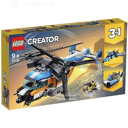 LEGO 31096 Elicottero Bi-Rotore 31096 LEGO S.P.A.