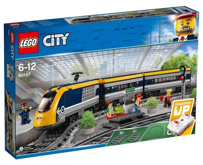 LEGO 60197 TRENO PASSEGGERI 60197 LEGO S.P.A.