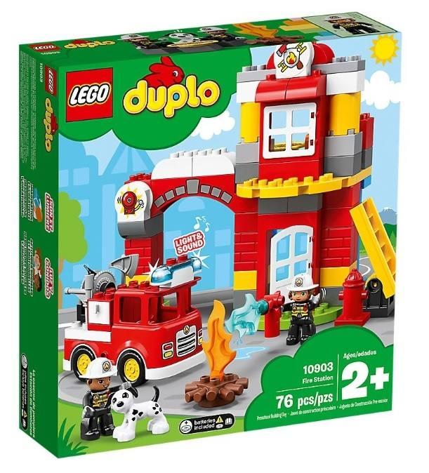 LEGO 10903 DUPLO Caserma dei Pompieri 10903 LEGO S.P.A.