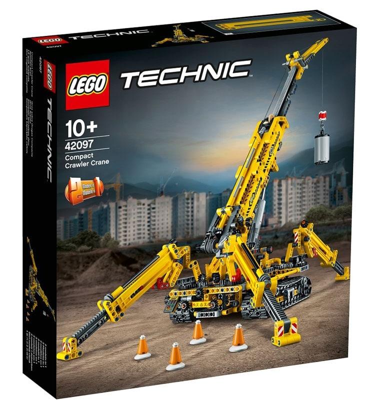 LEGO 42097 GRU CINGOLATA 42097 LEGO S.P.A.
