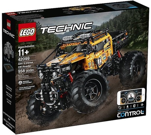 LEGO 42099 FUORISTRADA C-TREME 4X4 42099 LEGO S.P.A.