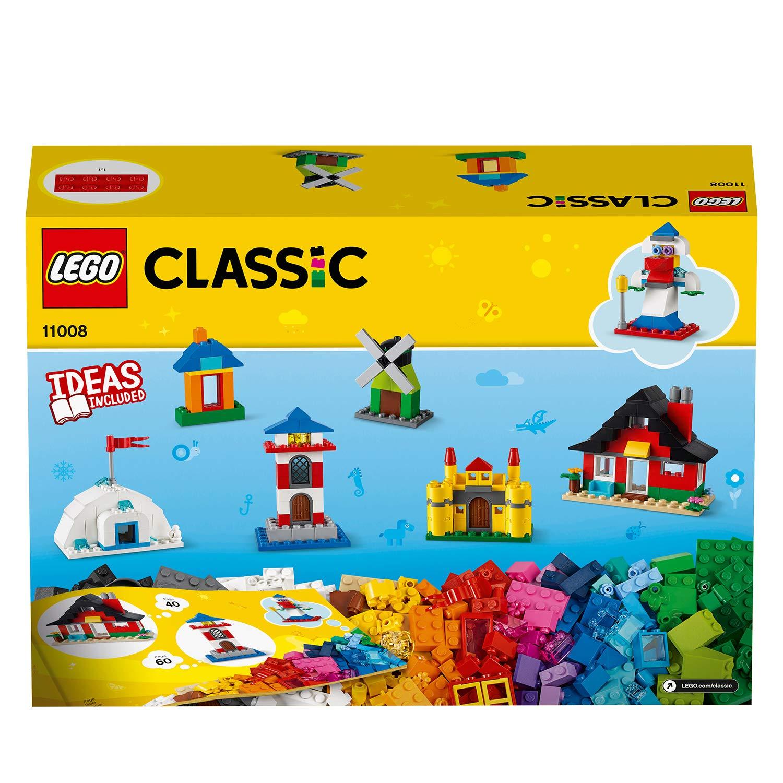 LEGO 11008 Mattoncini e case 11008 LEGO S.P.A.